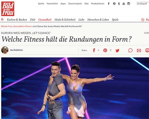 Fitnessexperte Lets Dance RTL